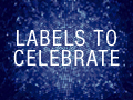 """Labels to Celebrate"""
